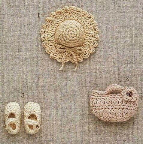 youngladieshome: Mini Things Crochet