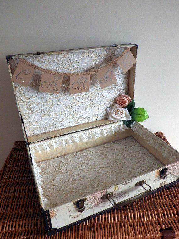 medium map wedding card suitcaseuniquewedingboutique