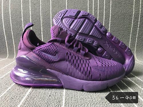 Nike Air Max 270 26-270 Full Purple
