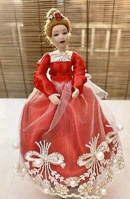Dolls House Female / Lady / Figure In Victorian Style Dress  | eBay #dollvictoriandressstyles