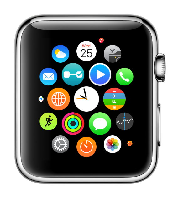Apple Watch – Fitlist – Workout Log App, Fitness Tracker & Exercise