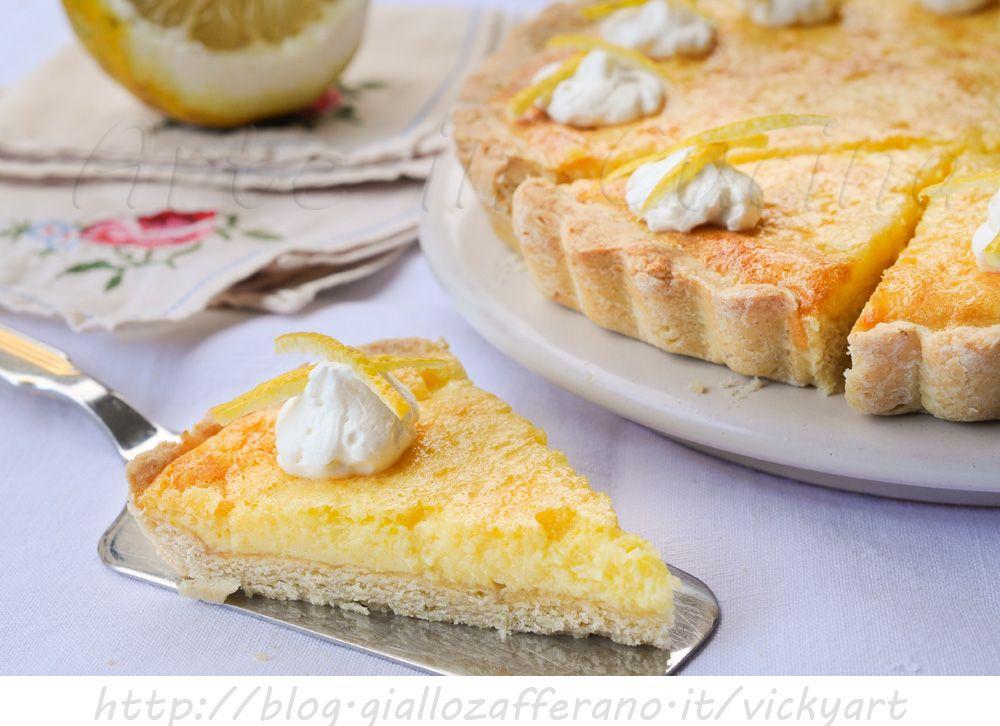 Crostata di Santa Lucia limone e arancia, ricetta veloce, dolce facile da preparare, festività natalizie, crostata con farina integrale, latte condensato, dolce semplice