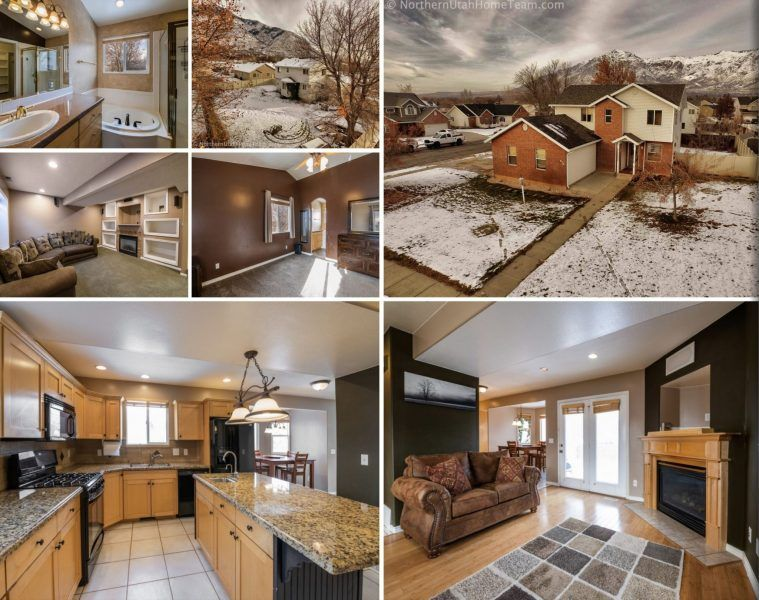 3 Bed 2 Bath Ogden Utah Home For Sale in Country Hills ...