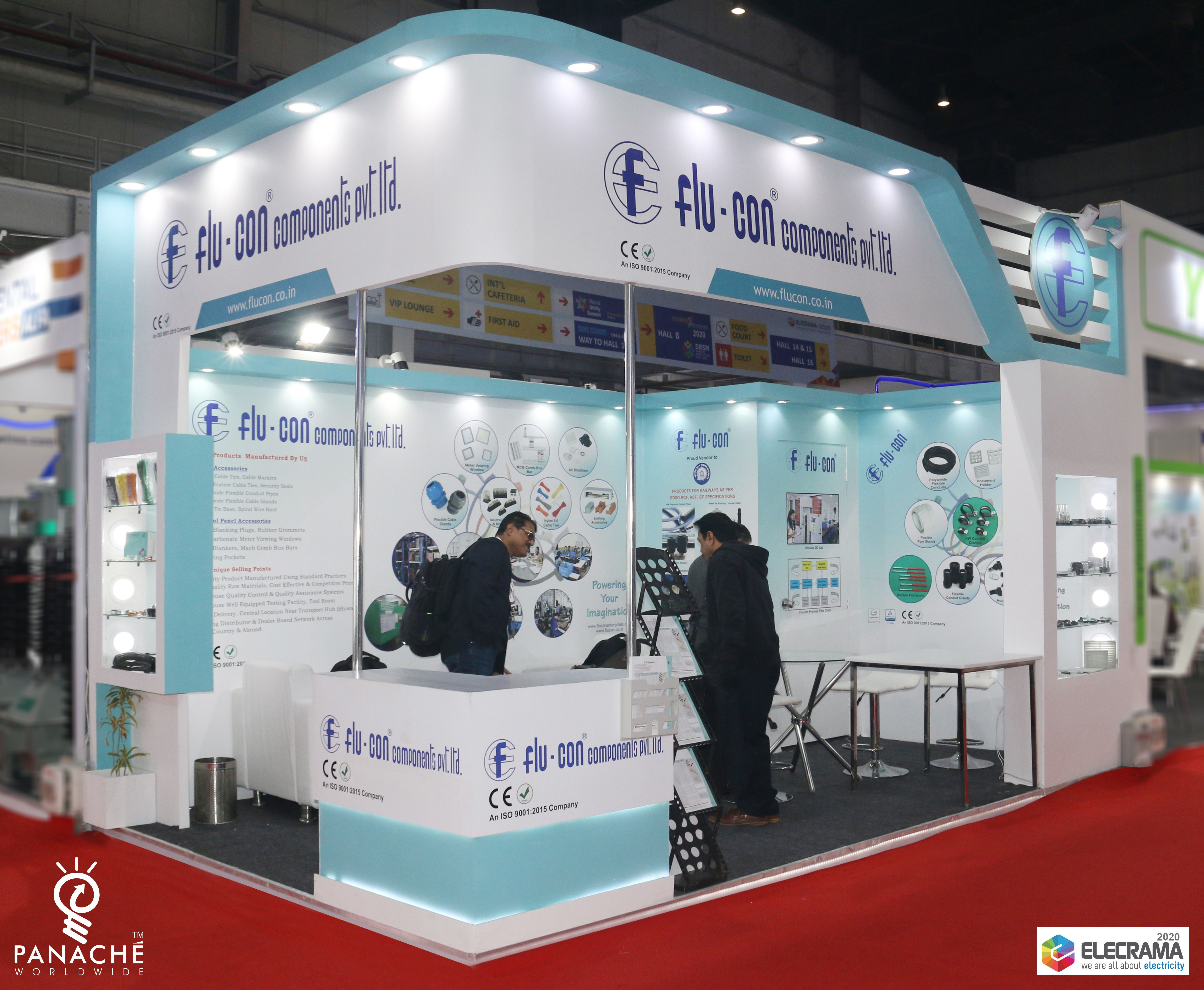 Pin On Booth Design