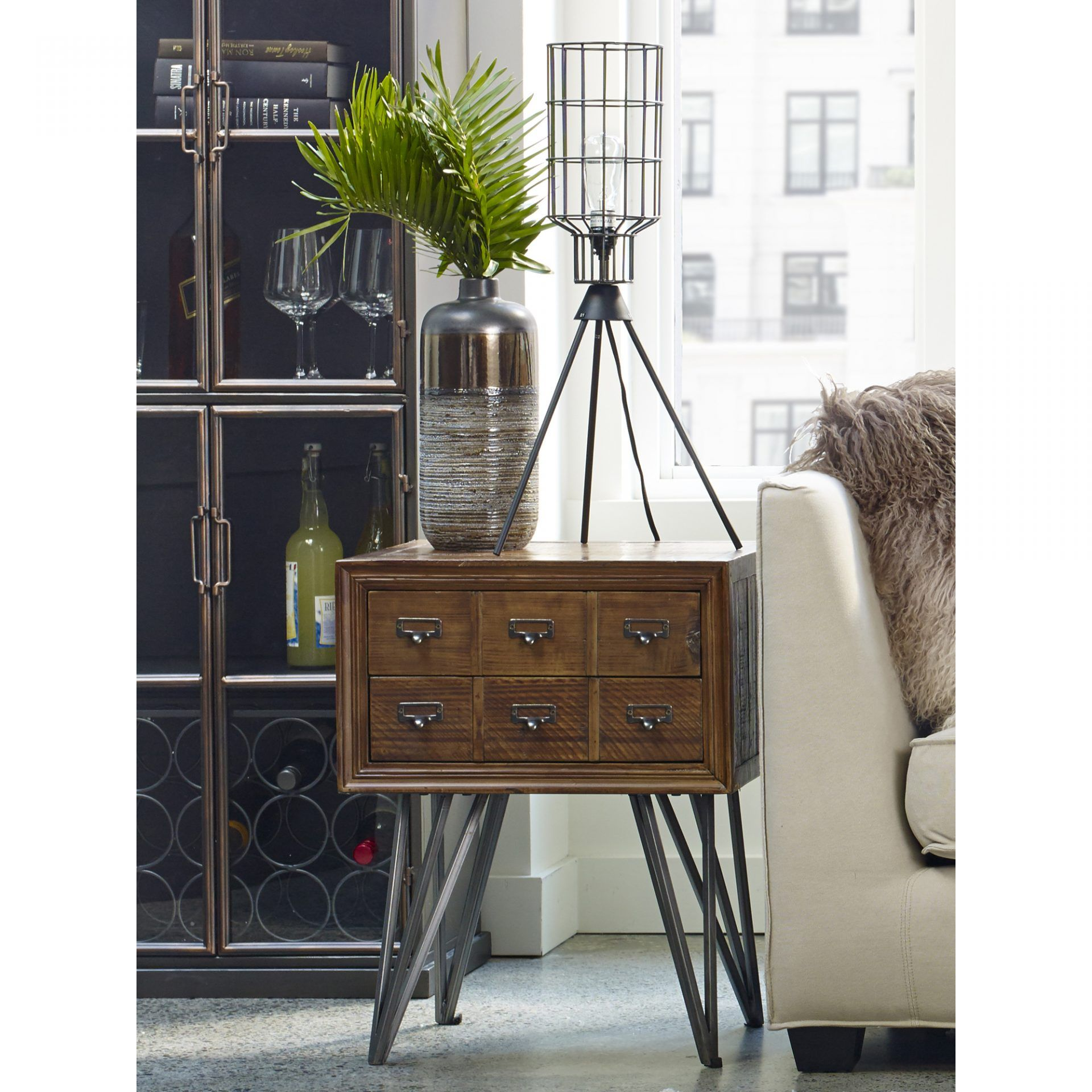 Javadi Side Table Products MOE'S Canada Moe's home