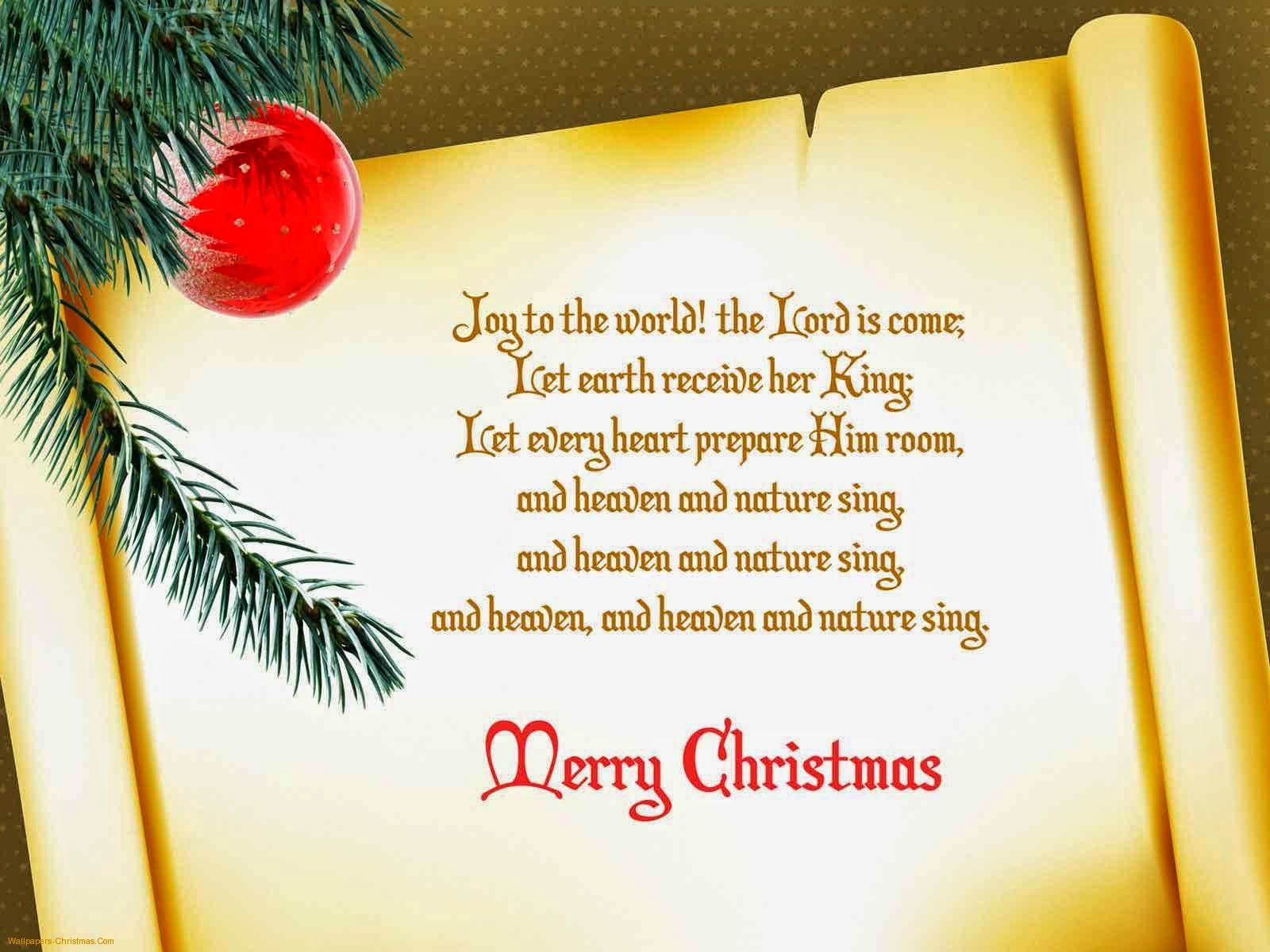 Christmas wishes 2014: Christmas wishes 2014 for happiness and ...