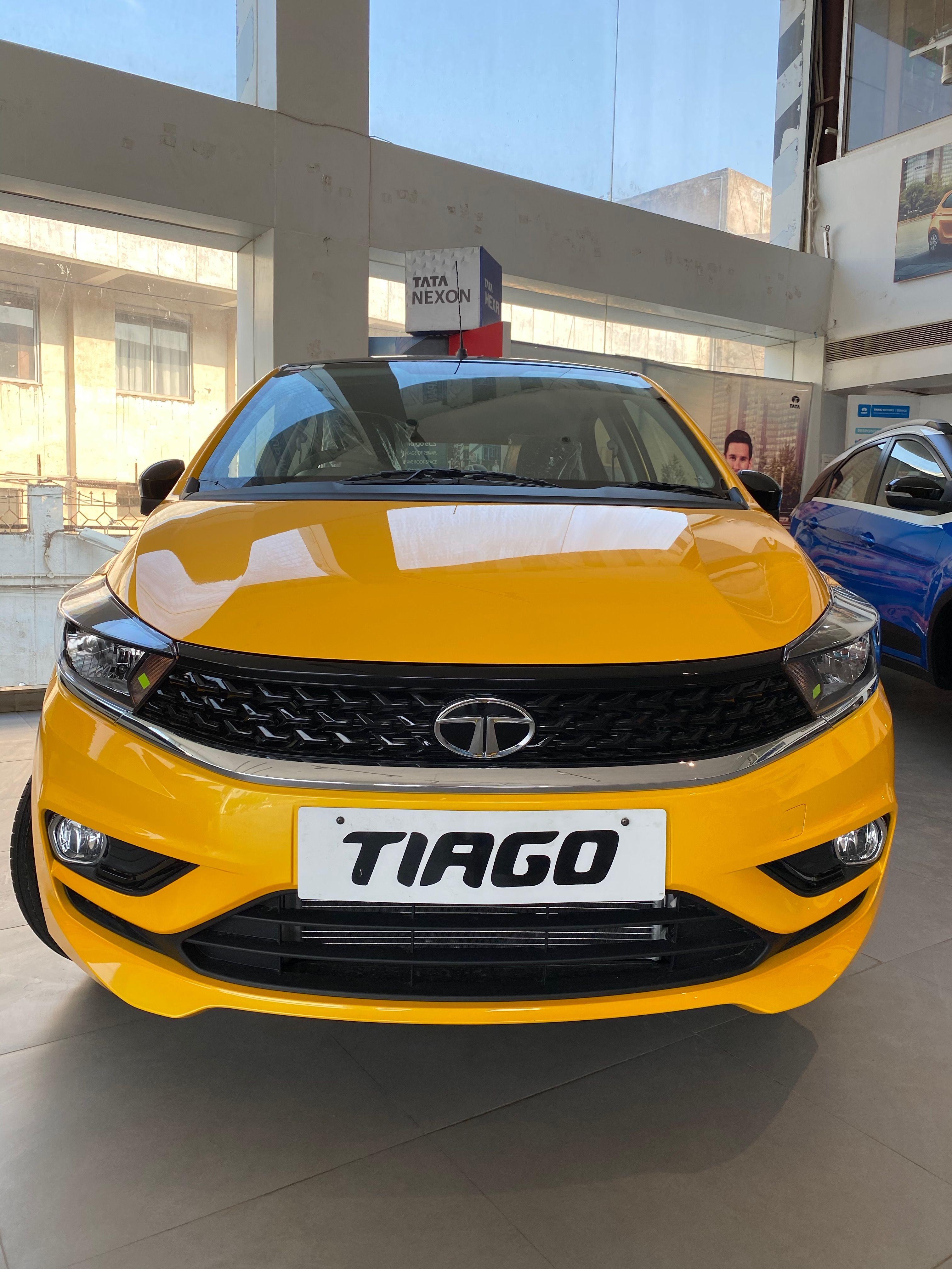 Tatatiago Hatchback Red Yellow Cars Tatamotors Tata Seriouslyfun Tiago Citycar L3 Indian Tatatiagoxz Namastecar Wallpa In 2020 City Car Tata Motors Tata