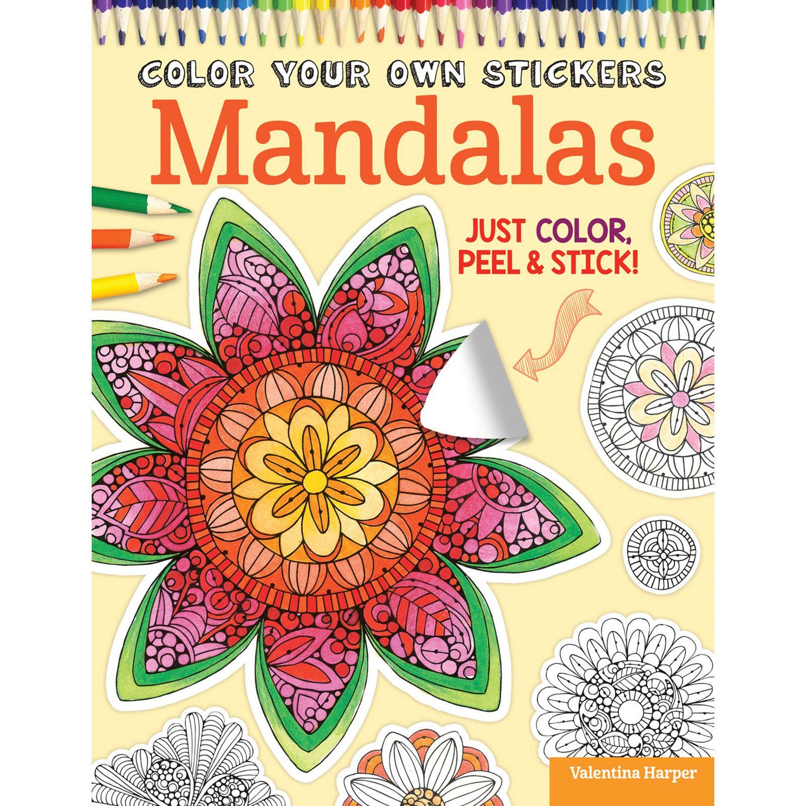 Coloring Books | Coloring! | Pinterest | Mandalas, Mandala and Journal