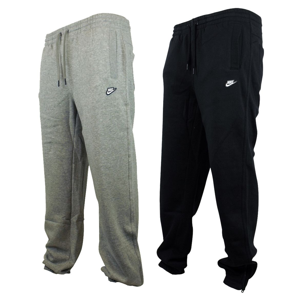 Nike fleece mens training joggers sweat pants tracksuit