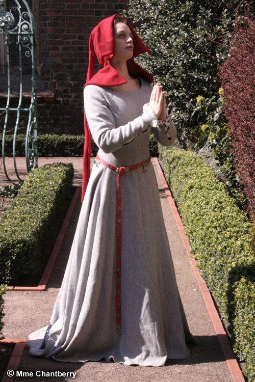 Mme Chantberry Stroje Sredniowieczne Z 1 Polowy Xv Wieku Fashion Krewe Joan Of Arc