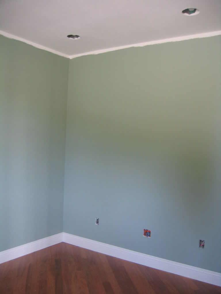 Kitchen and half bath wall color this is not my house in the pic