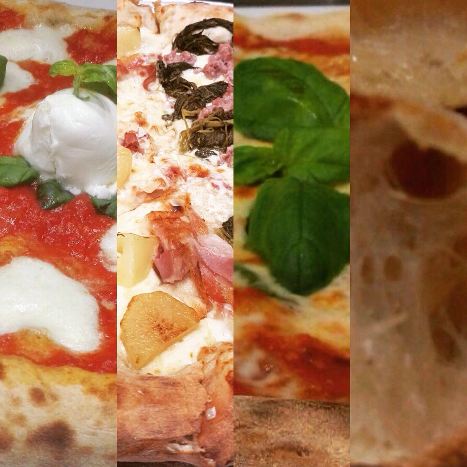 Pizza a lievitazione naturale