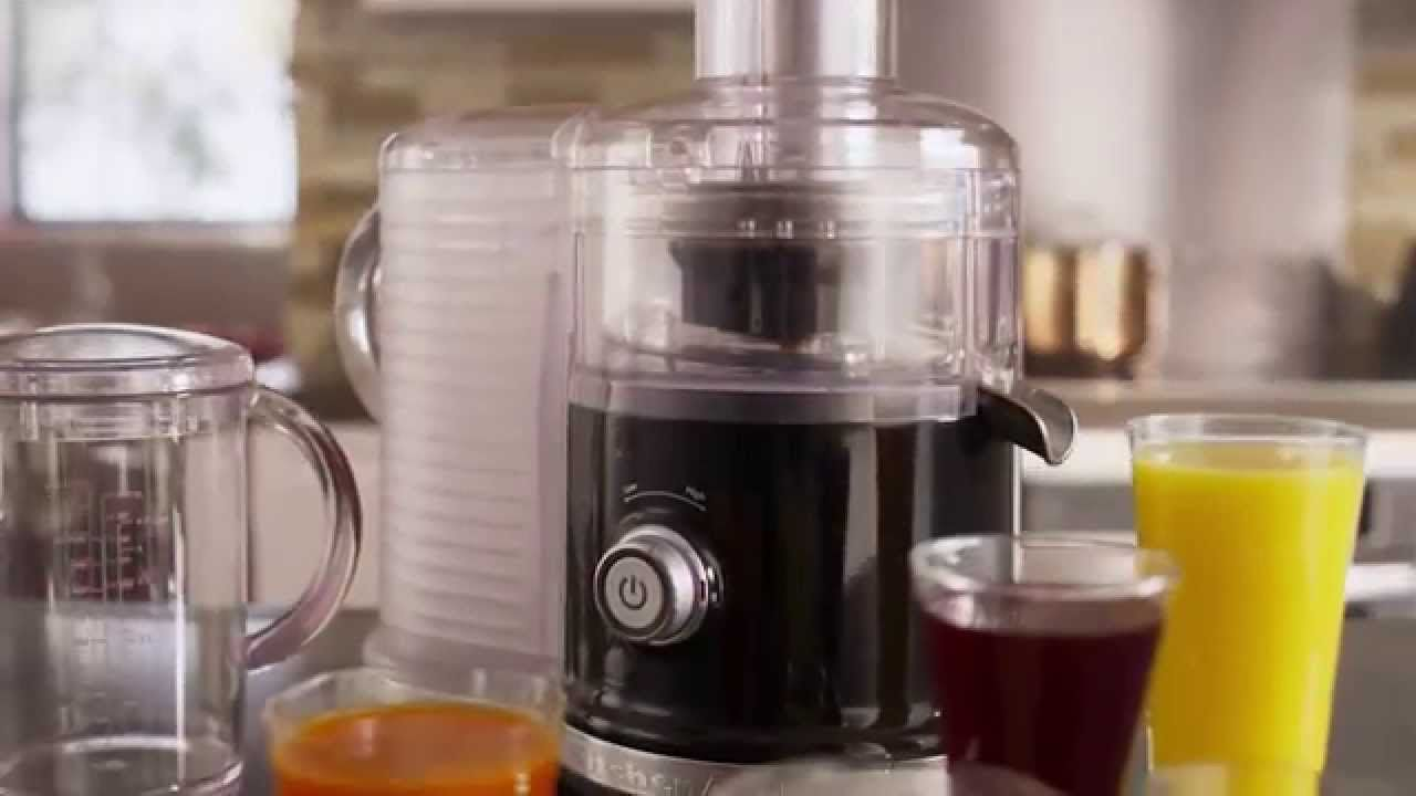 Easy clean extraction juicer kitchenaid kitchen aid