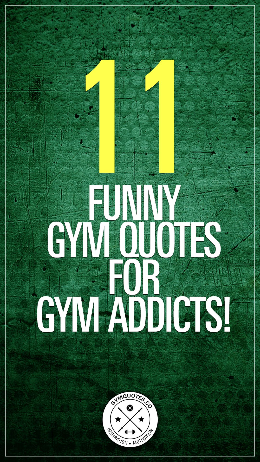 11 Funny Gym Quotes For Gym Addicts Check Out These Funny Gym Quotes About Being A Gym And Fitness Addi Funny Gym Quotes Yoga Quotes Funny Friday Quotes Funny