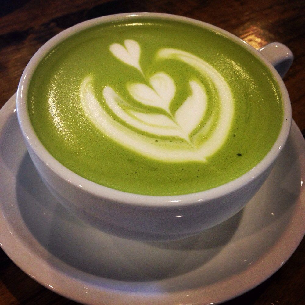 Image Result For Japanese Matcha Green Tea Latte