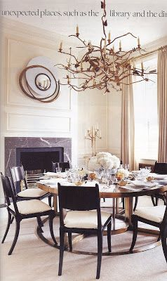 STUDIO ANNETTA Francois Catroux Art Over Fireplace