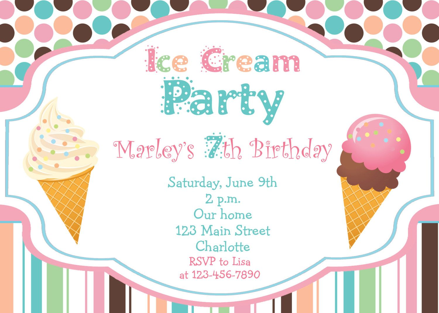 Google Image Result forimg0etsystatic00005861808 – Ice Cream Party Invitation