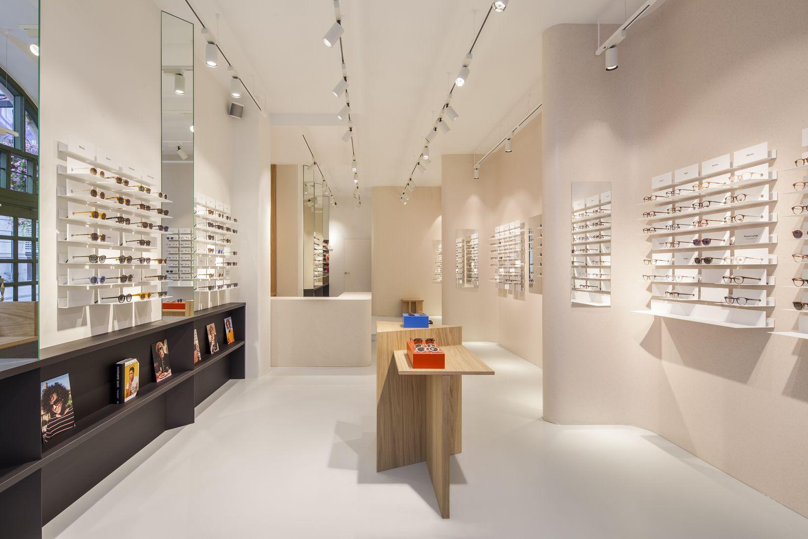 Ace Tate Store Master Samuelsgatan Stockholm Retail Store Design Design Store Design Showroom showcase eye candy