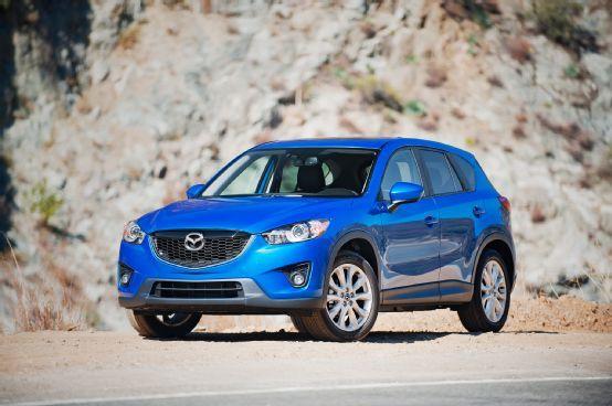 2013 Mazda Cx 5 Verdict Motor Trend Mazda New Cars Motor