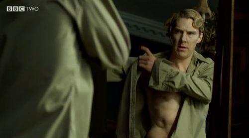 Parade's End , Benedict Cumberbatch