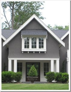 grey black and white exterior house colour schemes  google search