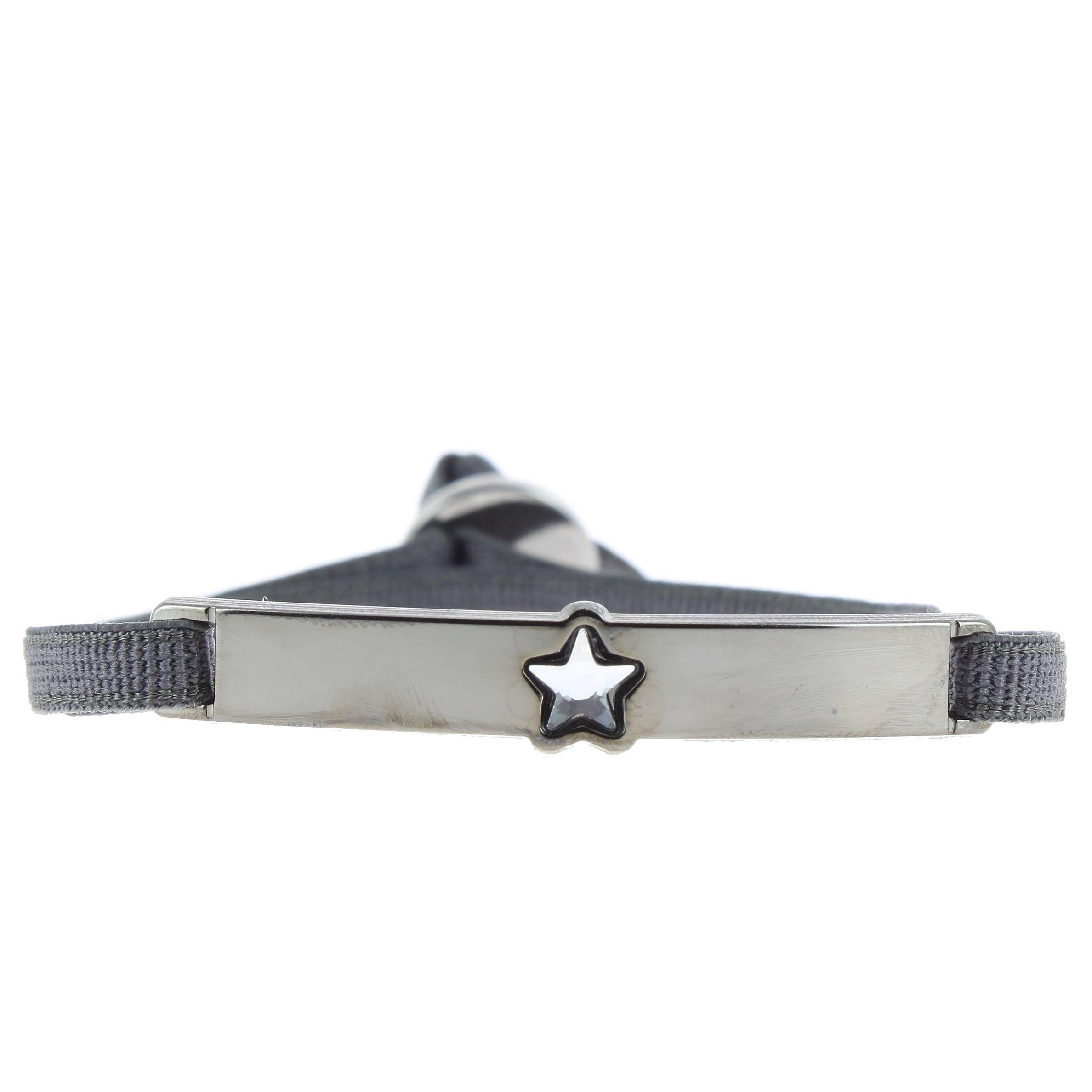 Bracelet Plaque Petite Etoile