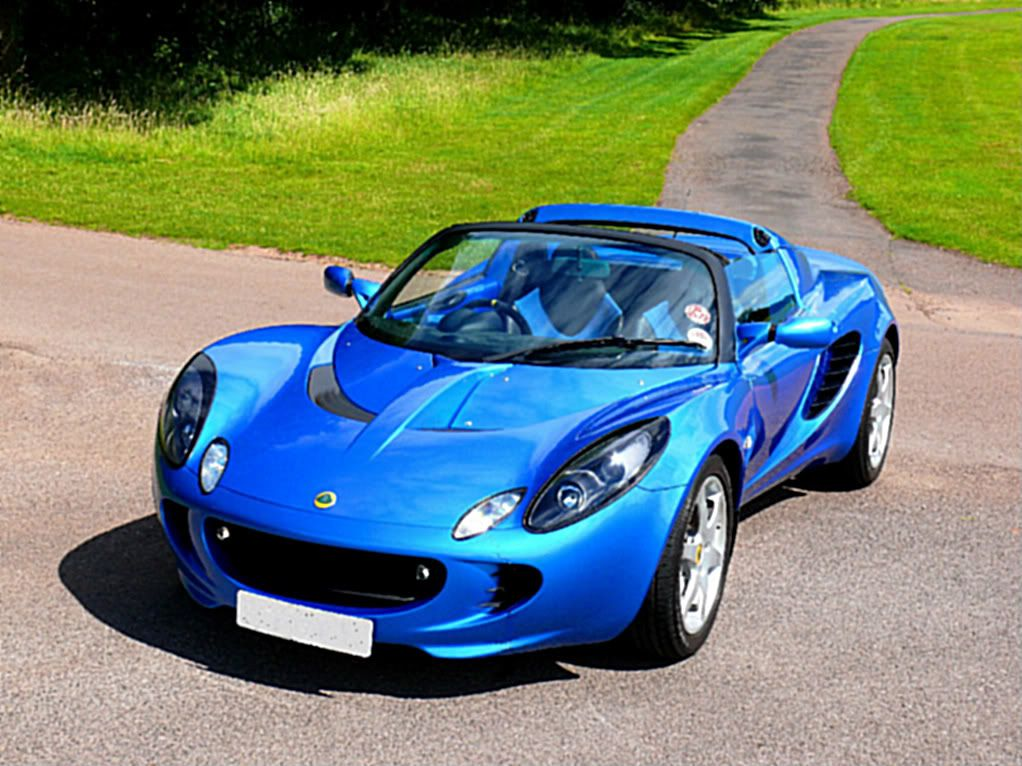 d19a2339a71 Lotus Elise - Lotus Laser Blue | Cars and Bikes | Lotus elise, Lotus ...