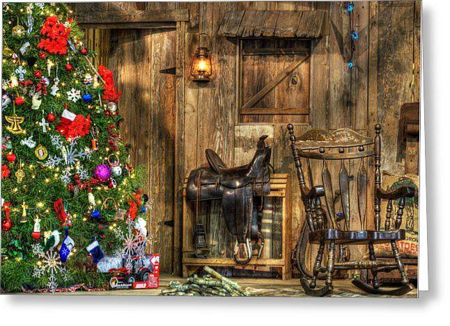 cowboy-christmas-lisa-moorejpg (646×469) A Very Merry Christmas
