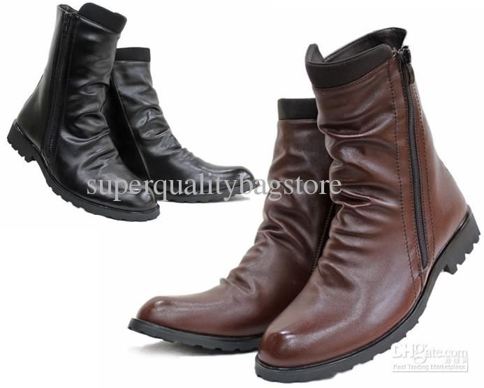 Best Mens Leather Boots - Cr Boot