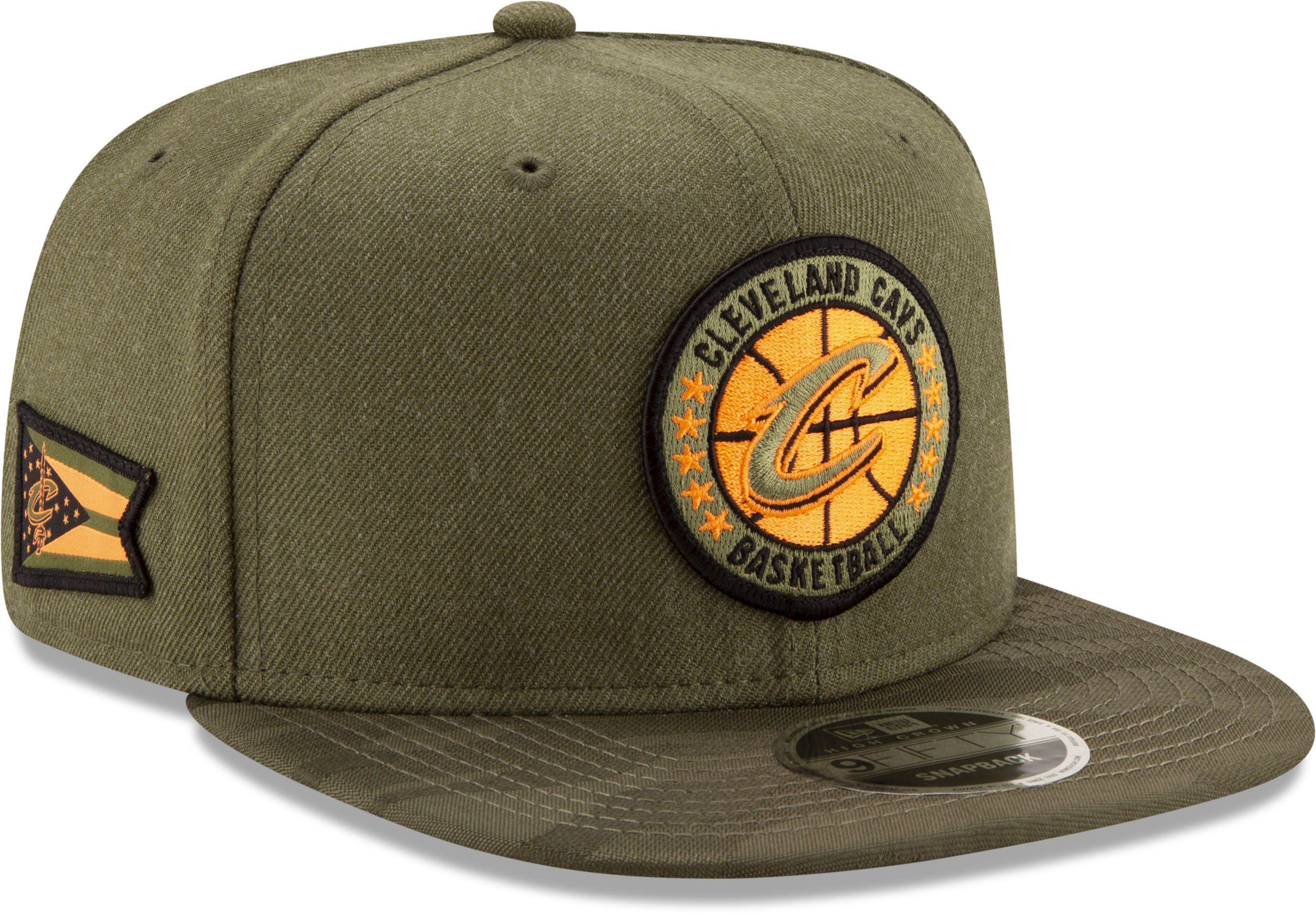 23fbb8dd4b1b5e Cleveland Cavaliers NBA 2018 Tip Off Series New Era 950 Snapback Cap –  lovemycap
