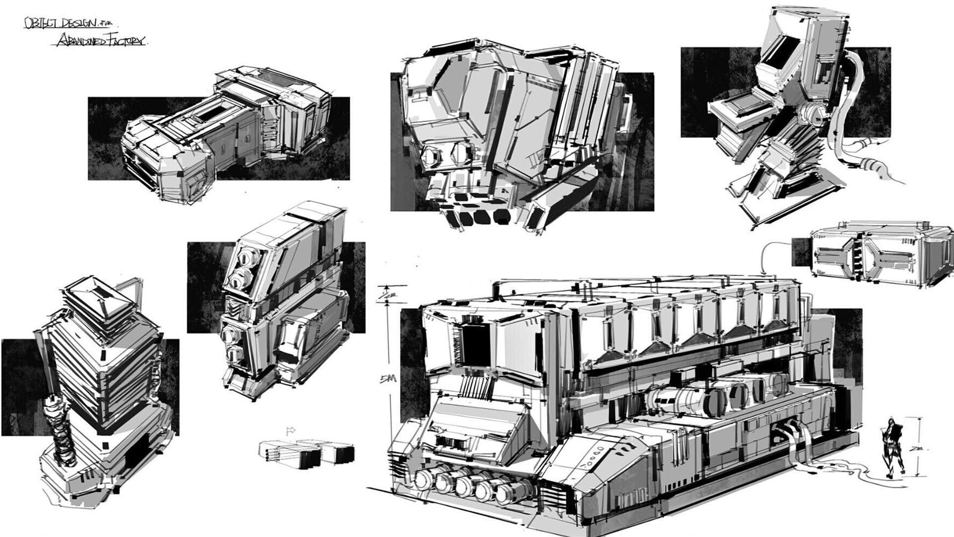 ArtStation - Vehicular Sketches, CONCEPT 4