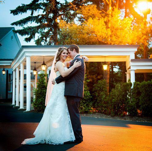 Beautiful Upstate New York Bride -Upstate Photographers - Wedding Bridal Hair And Make-up Artist - Lexie Voelker - Half Updo Upstyle Curls