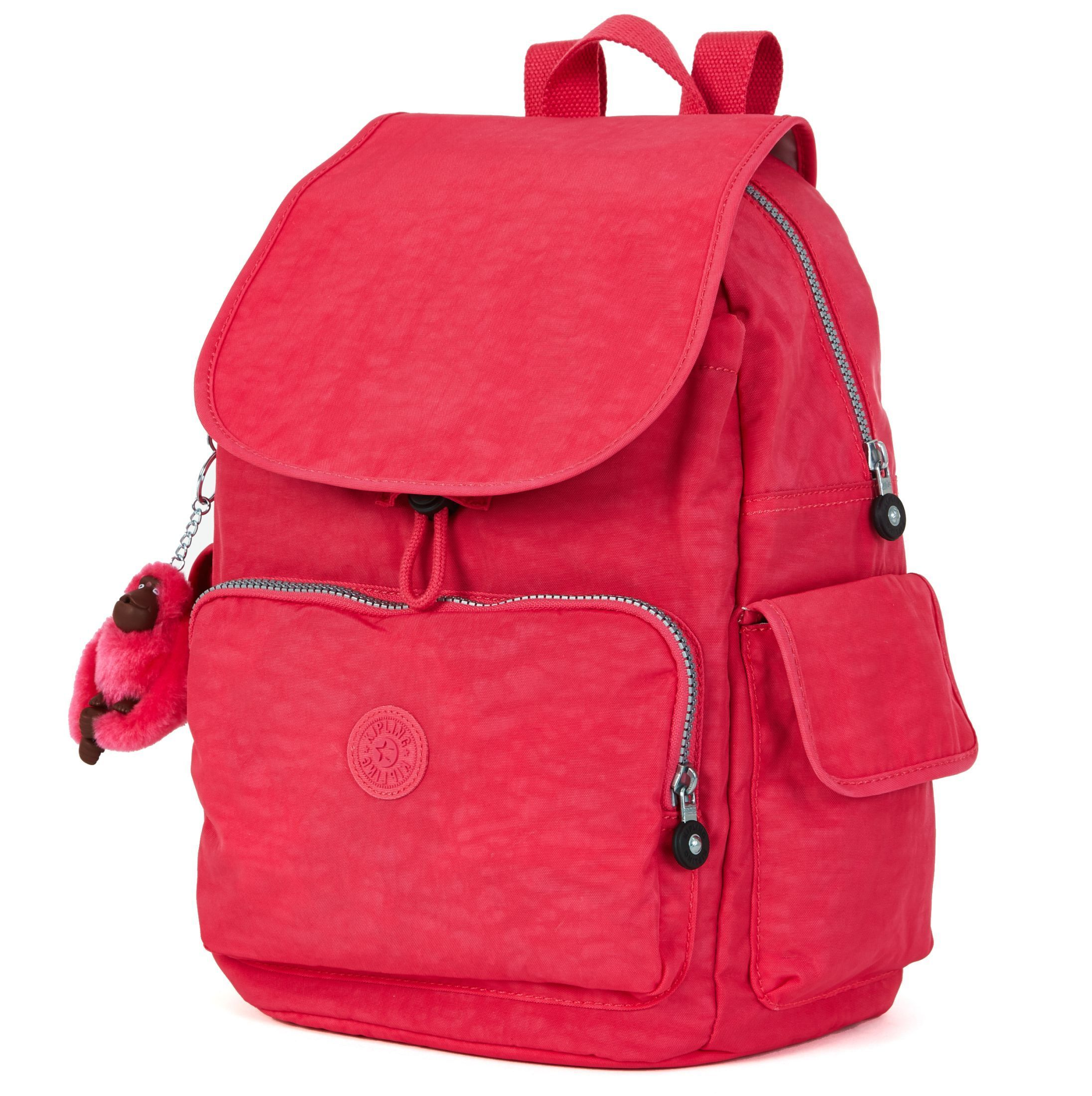 782443ca2 Ravier Backpack - Vibrant Pink   Kipling   Bags em 2019   Kipling ...