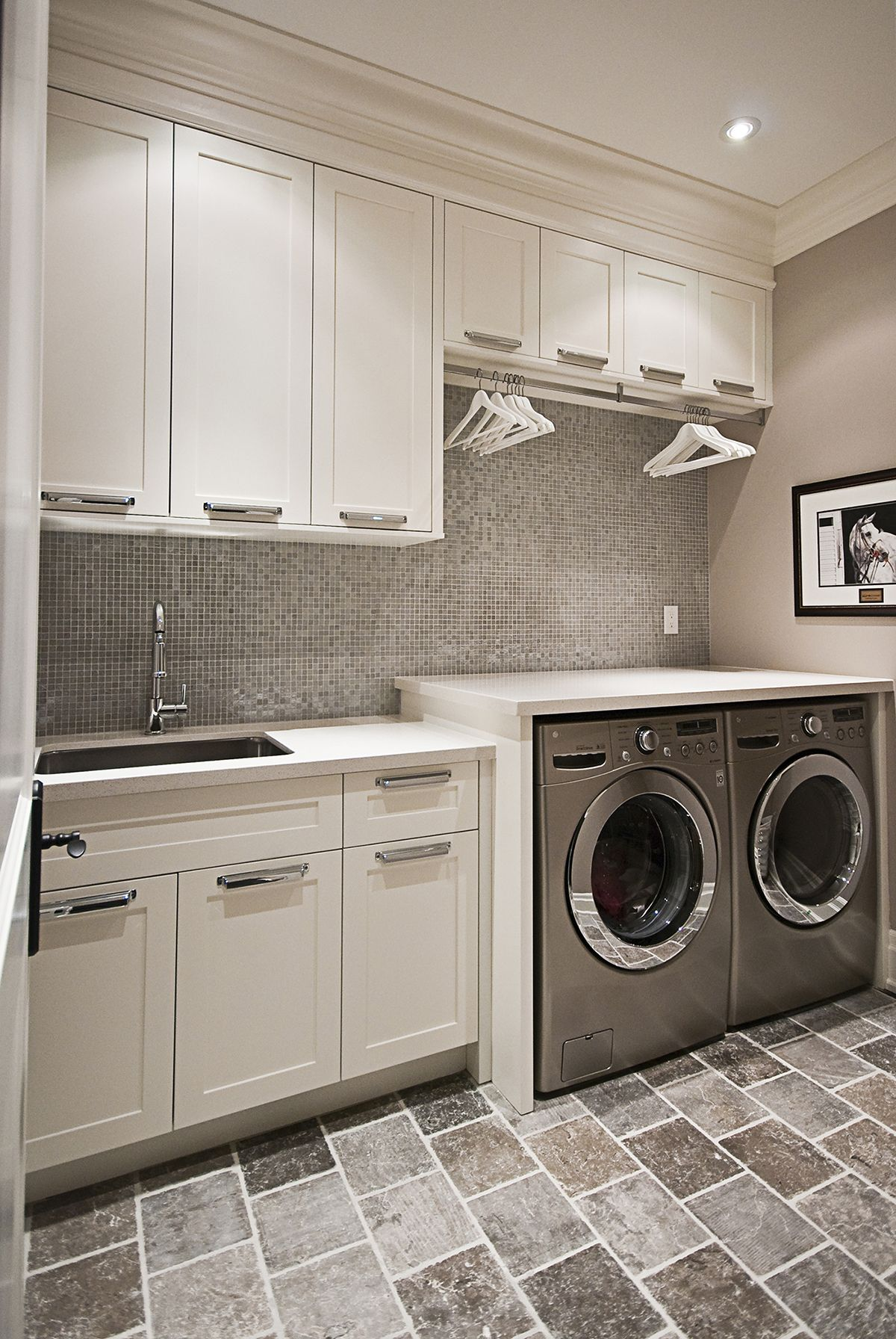 The Birkshire Group Laundry Room Design Laundry Room