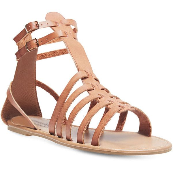 d6e95bdeff Boho Babe Gladiator Sandals ($19) ❤ liked on Polyvore featuring shoes,  sandals, synthetic shoes, boho shoes, summer sandals, bohemian shoes and strap  shoes