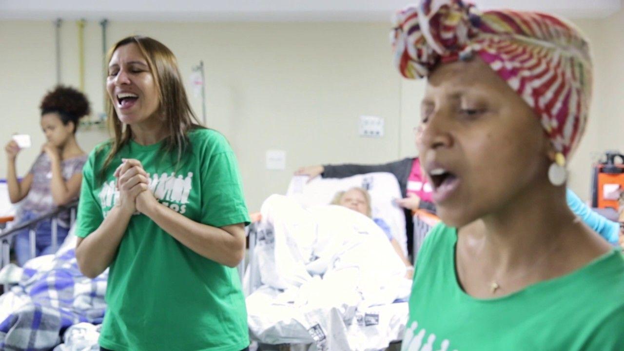 Cantareiros No Hospital Municipal Rocha Faria 2016 Musica