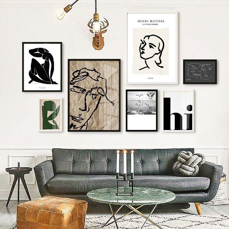 Impressive Home Art Gallery Sfgirlbybay Easy Home Decor House Interior Living Decor