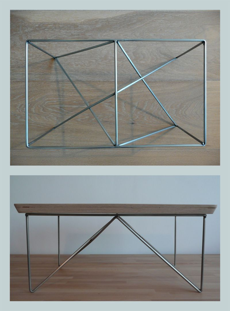 Wire Frame Table Legs Photo Frames Pictures Design