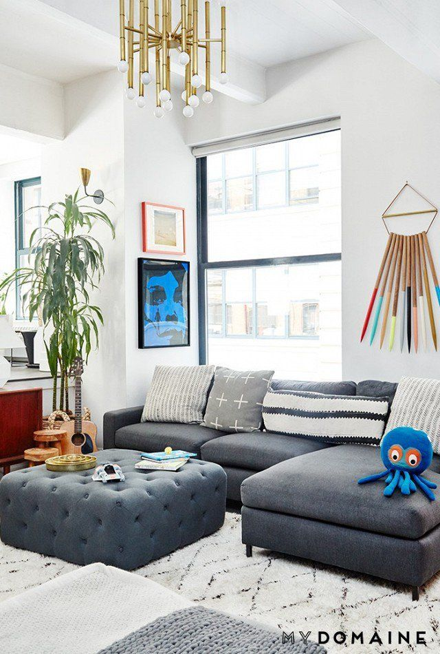 This fashion designer created the most stylish kid friendly home ever also best family and media room casual comfort images future house rh pinterest