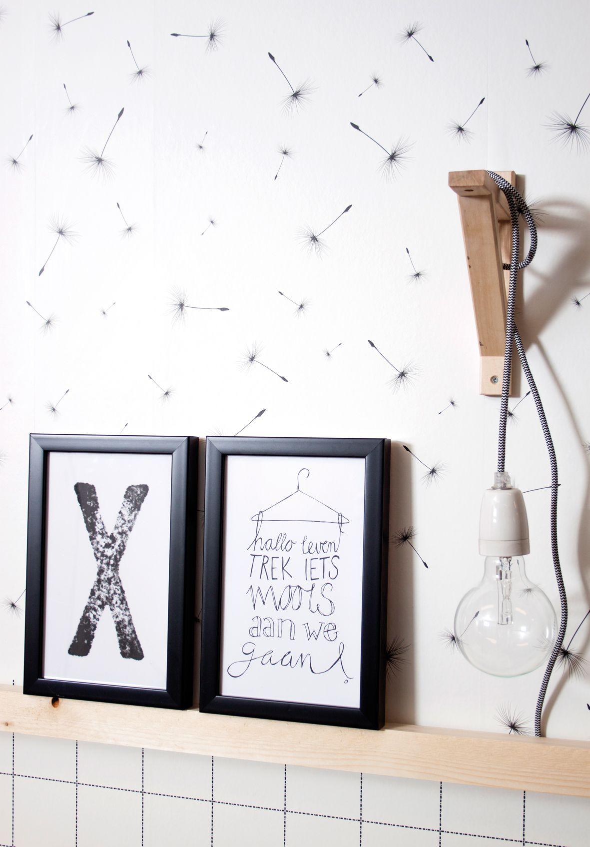 afbeeldingsresultaat voor behang karwei - slaapkamer danae, Deco ideeën