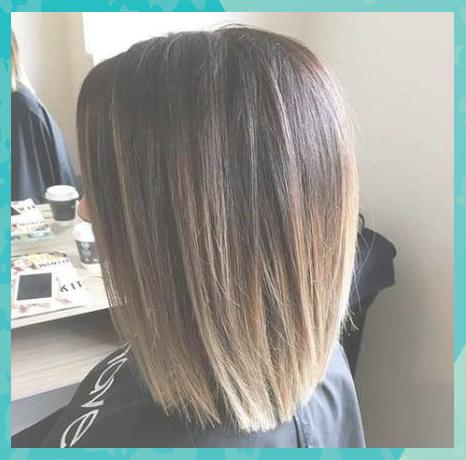 Trendy Hair Balayage Shoulder Length Straight 46 Ideas