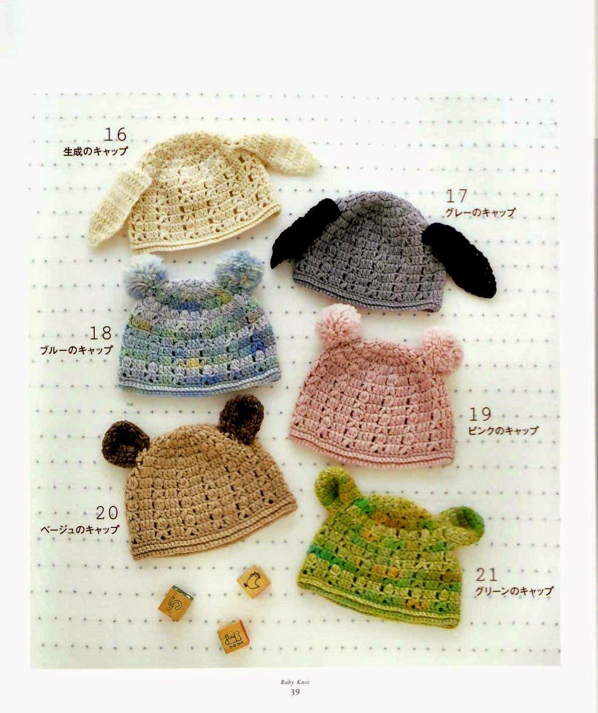 Dorable Patrones De Crochet Libre Tapa Quimioterapia Colección de ...