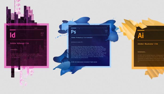Adobe: Photoshop vs. Illustrator vs. Indesign