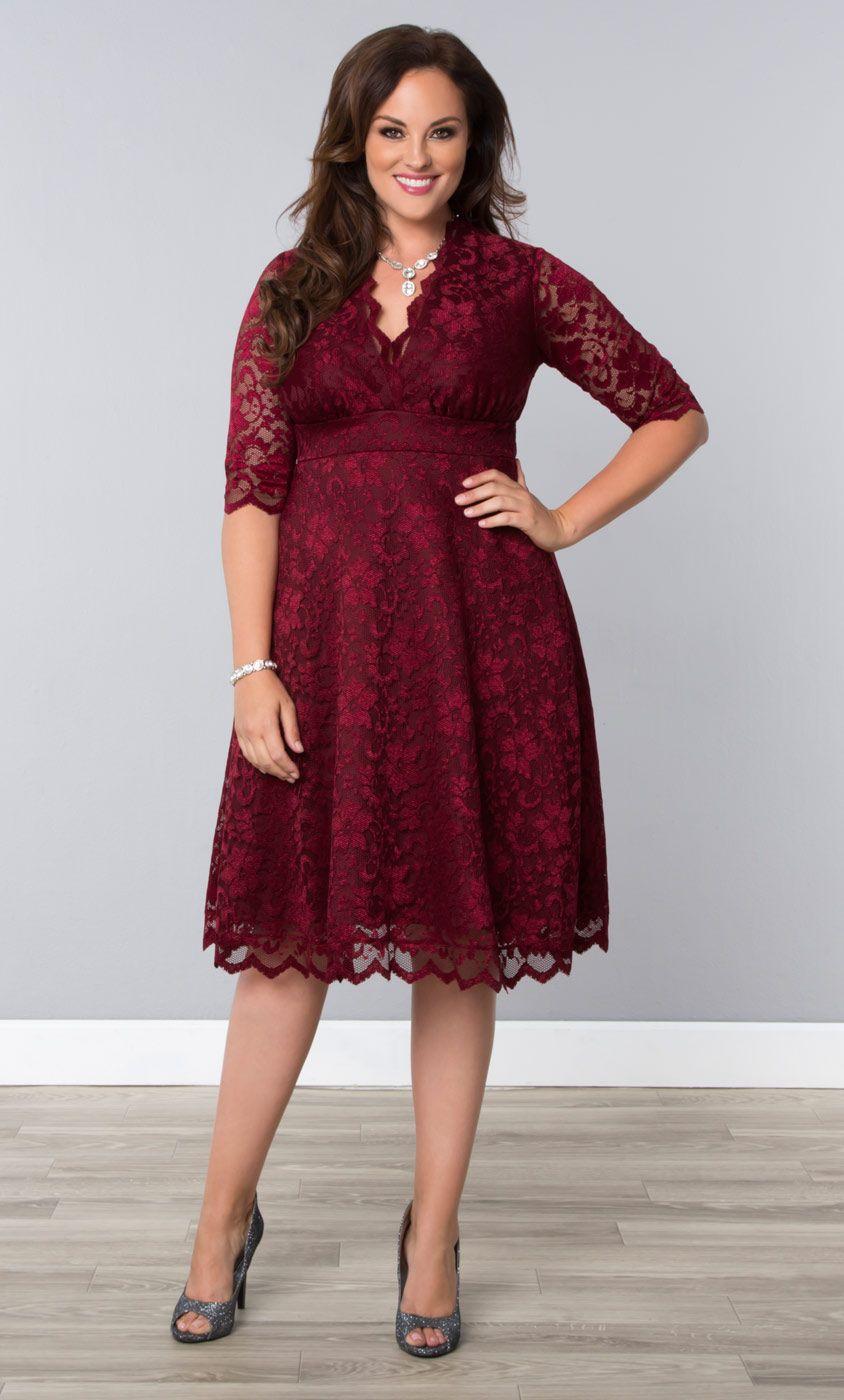 ba6be4103a Luna Lace Dress | Beauty | Lace dress black, Dresses, Plus size black  dresses