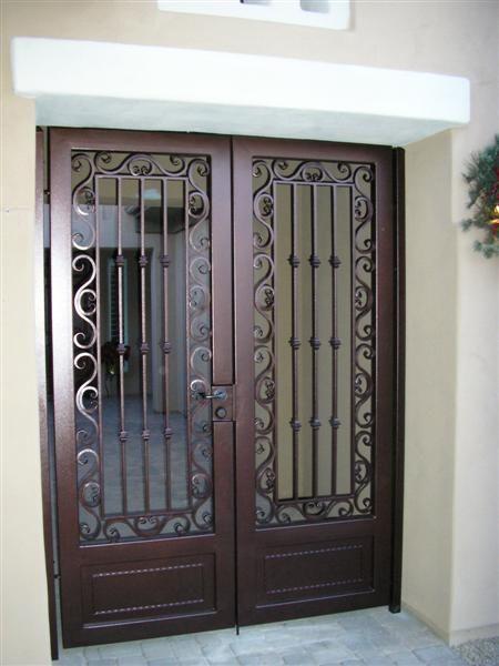 Pin De Irish Wrought Iron En Wrought Iron Glass Door Puertas De Vidrio Puertas De Hierro Diseno Puertas