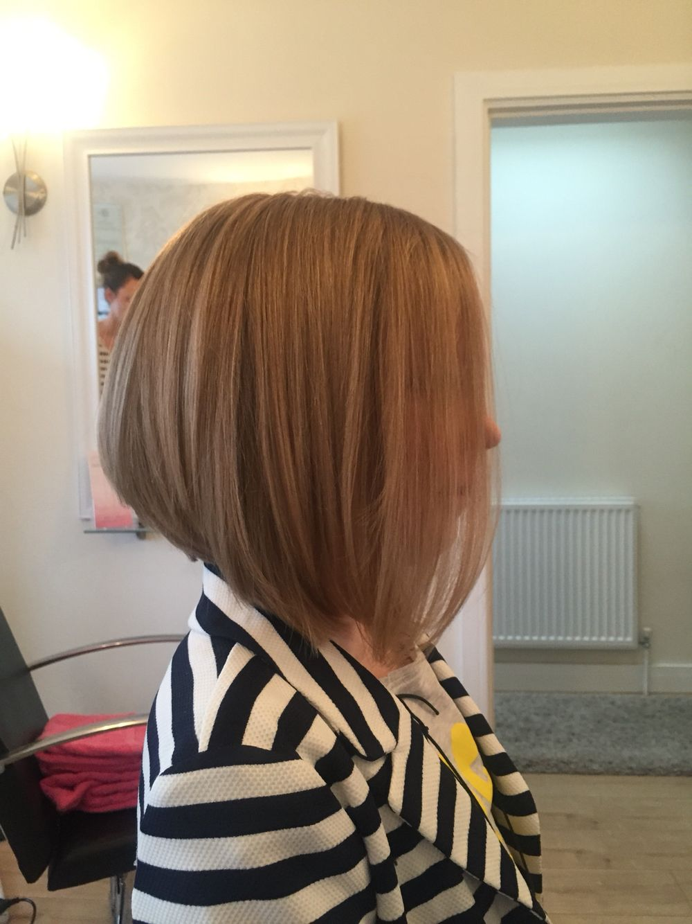 8 Year Old Girls Haircutverted Bob Super Cute And Practical
