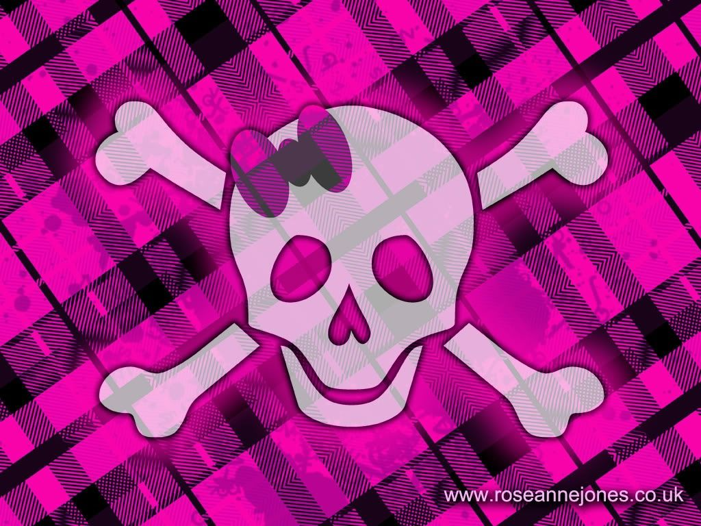 Pink Skull Wallpaper Skull Wallpaper Pink Skull Wallpaper Backgrounds Girly