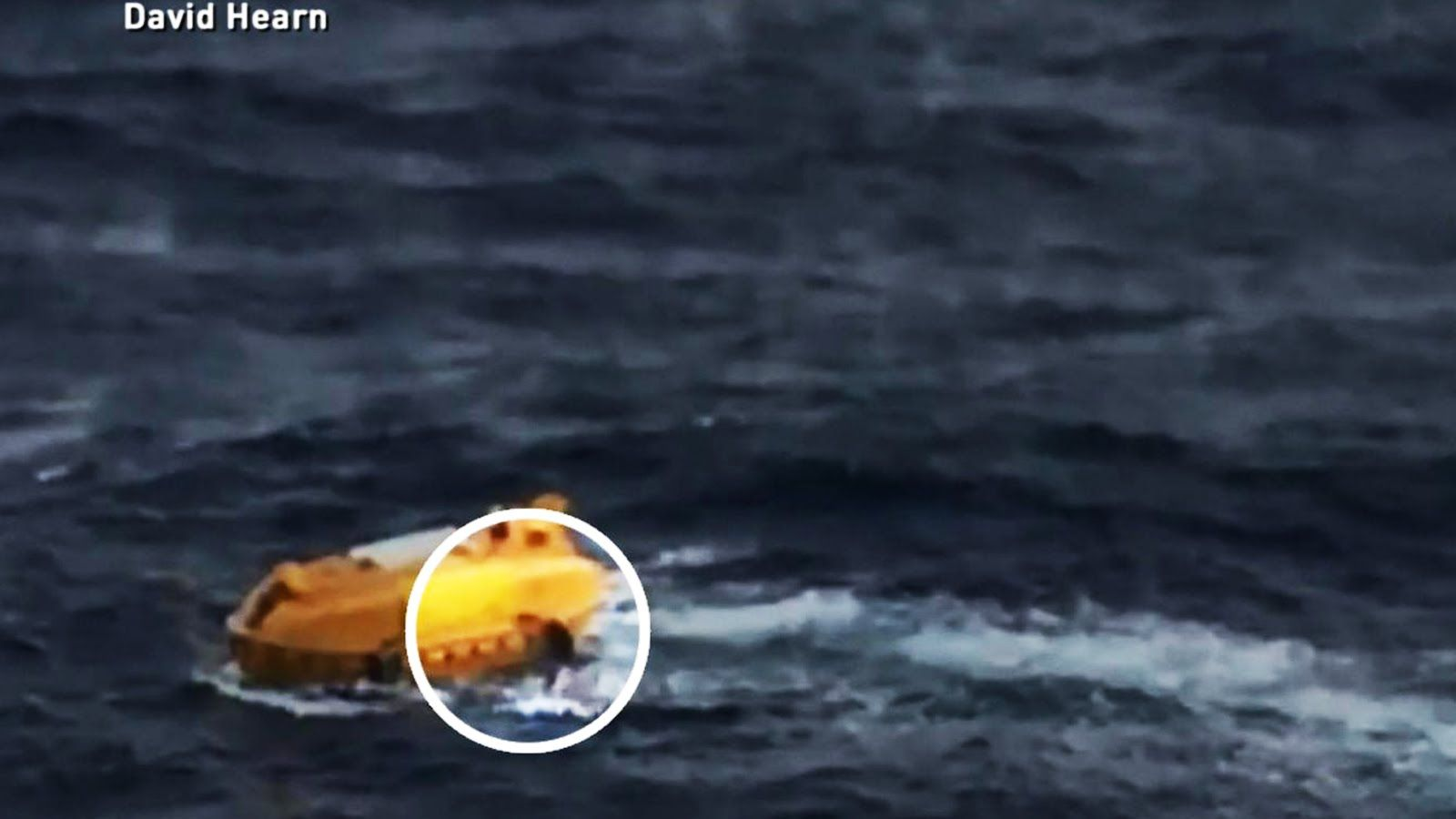 Cool Movie Of Male Overboard Rescued Just After Slide From Cruise - Cruise ship movie