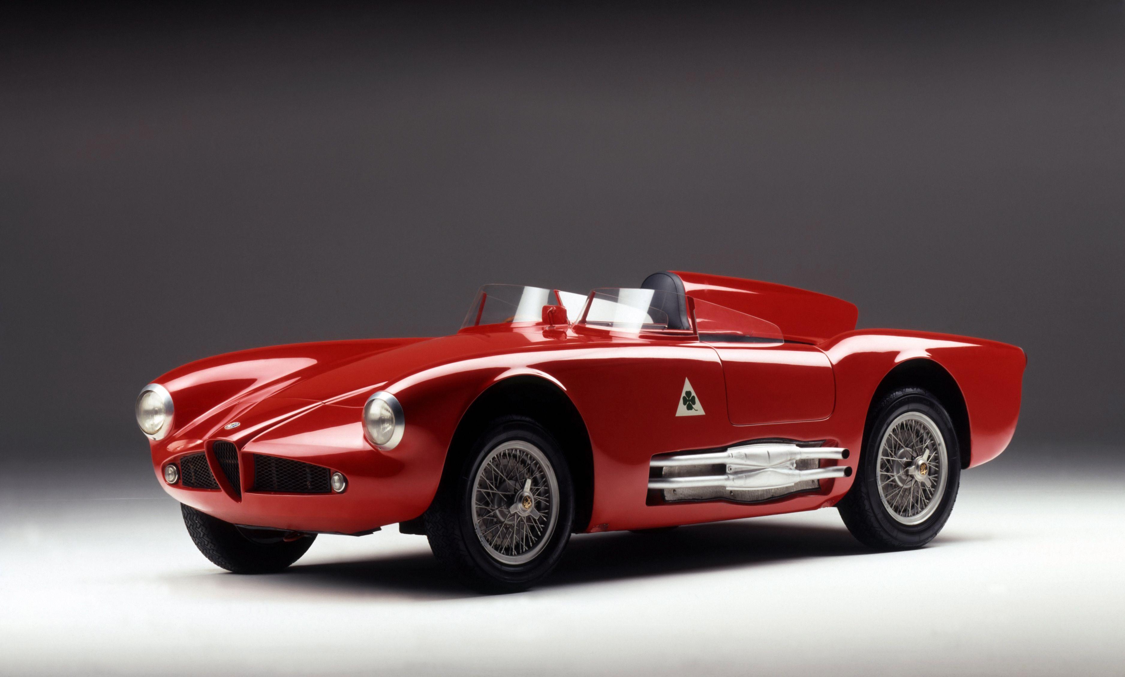 1955 Alfa Romeo 750 Competizione