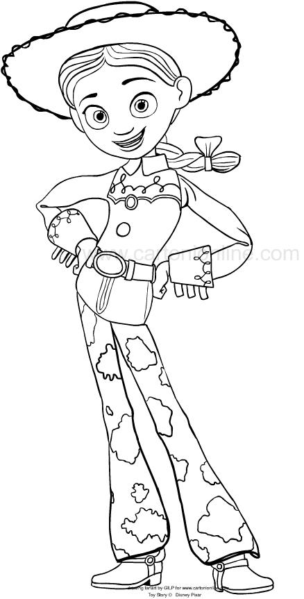 Dibujo De Forky De Toy Story 4 Para Colorear Coloring